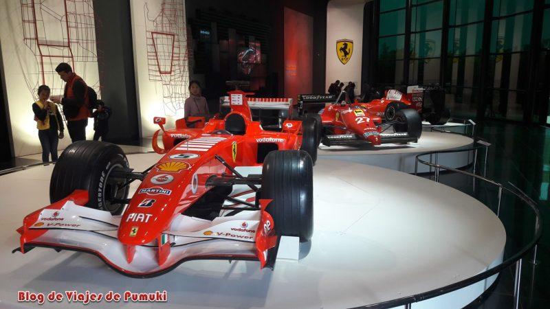 Ferrari Land Gallery, el Museo Ferrari dentro de parque temático de Salou