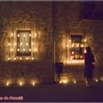 Noche mágica de las velas de Pedraza