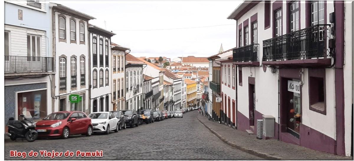 Agra do Heroismo en Terceira, Azores