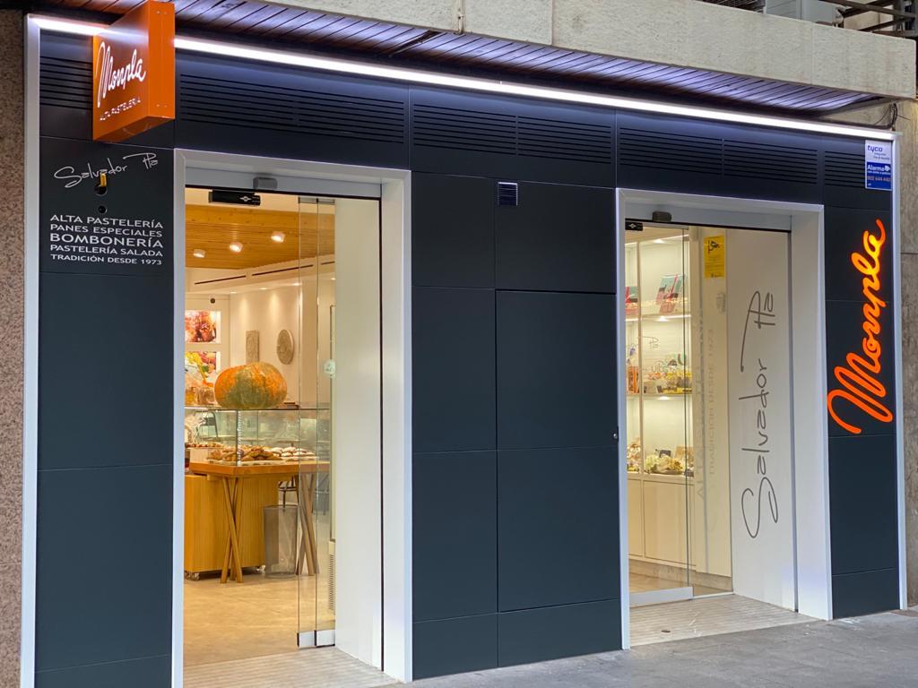 Pastelería Monpla en Valencia