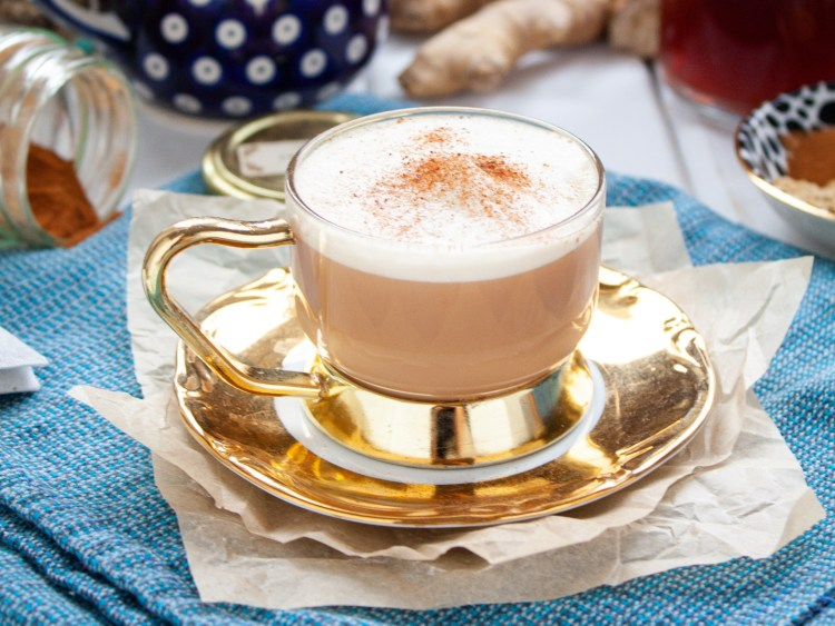 Idealne chai latte