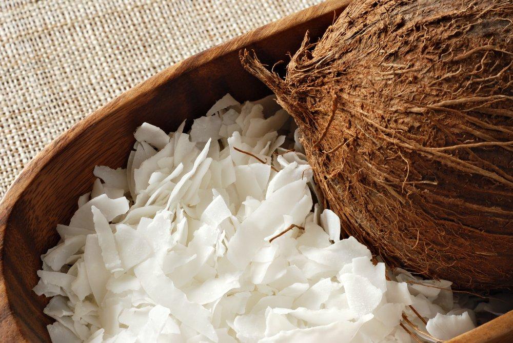 Benefícios do Coco Ralado