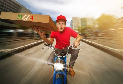 Delivery de Pizza