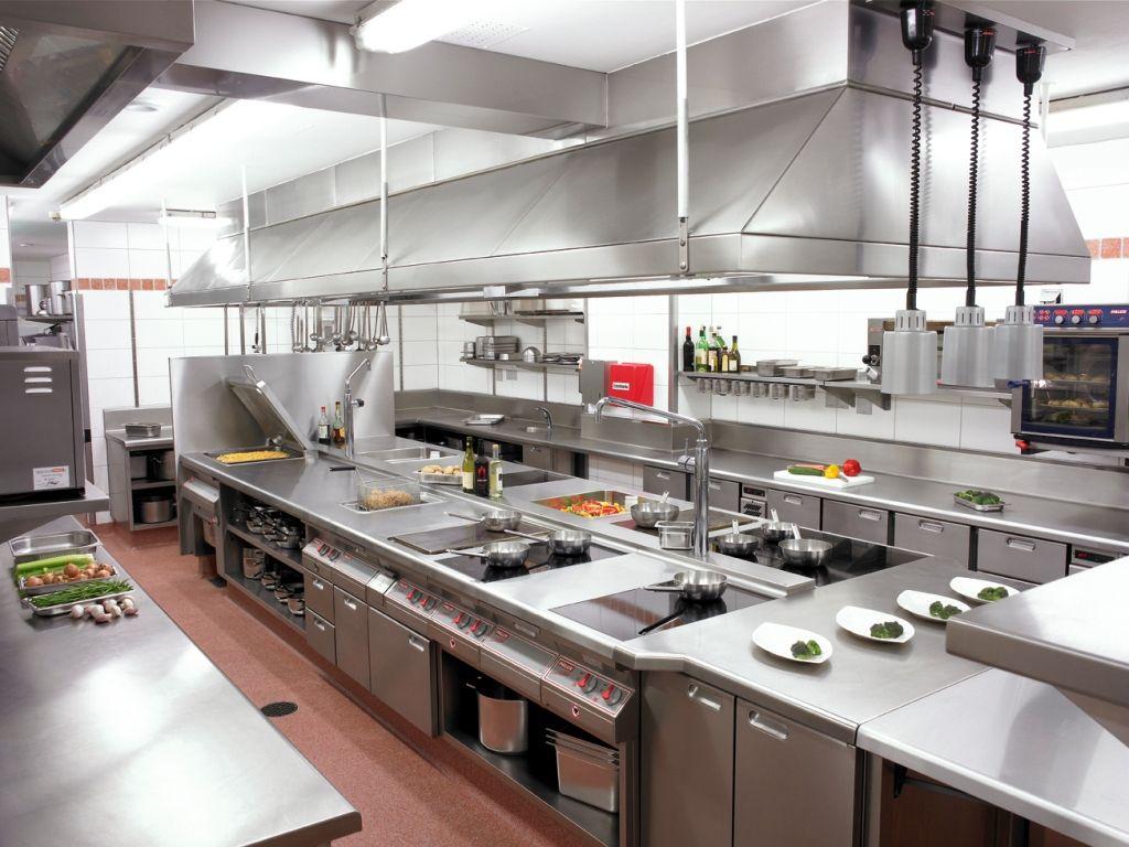 Dicas para manter a cozinha de seu restaurante limpa