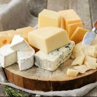 Quais tipos de queijos existem?