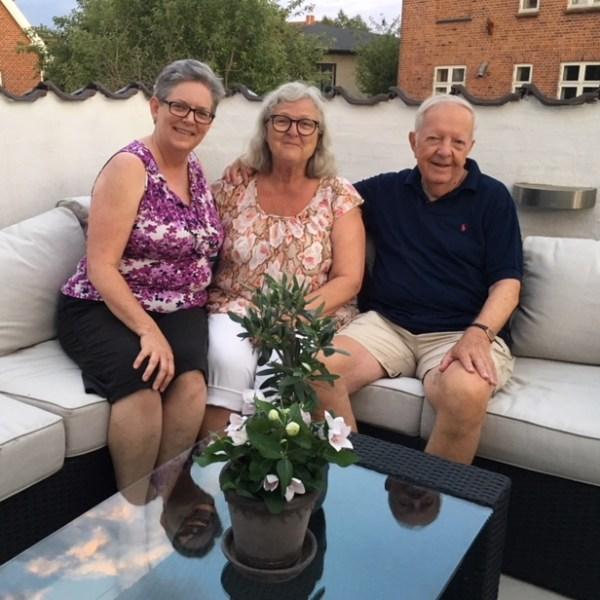 dansk værtsfamilie