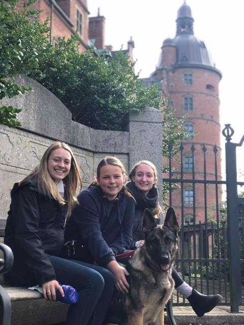 udflugt til vallø slot