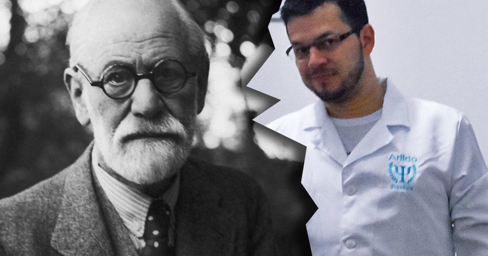 Eu, Freud e a Psicanálise