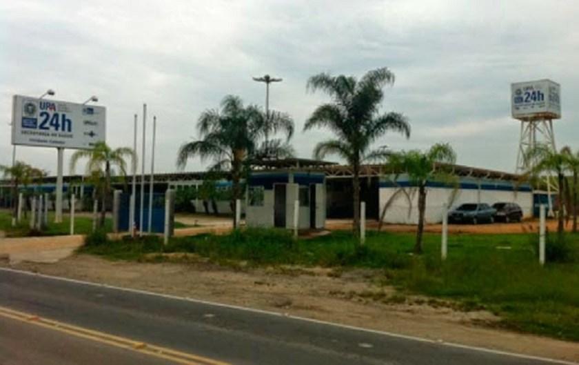 UPA de Nova Iguaçu, gerida pelo Instituto dos Lagos Rio