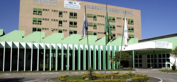 Fachada do Hospital Adão Pereira Nunes: OS assumirá a entidade sem processo de seleção