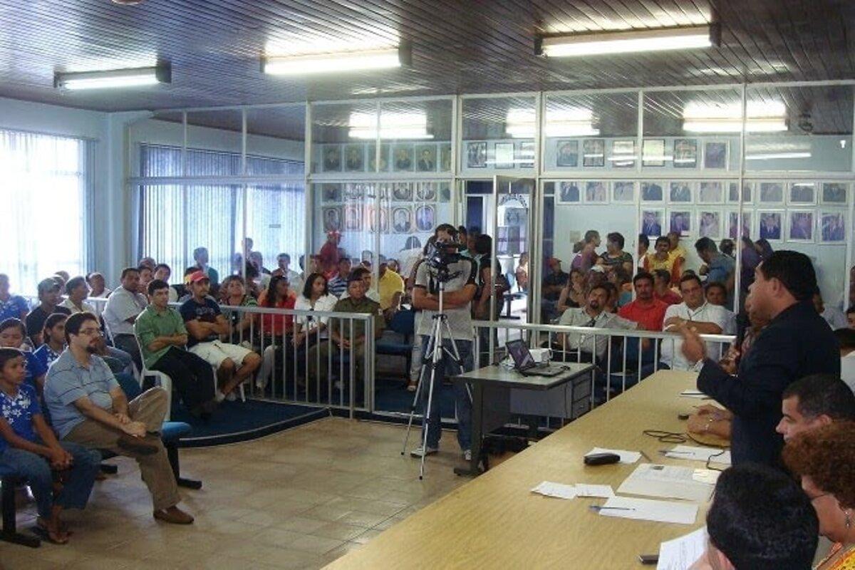 Audiência publica em Mirasselvas