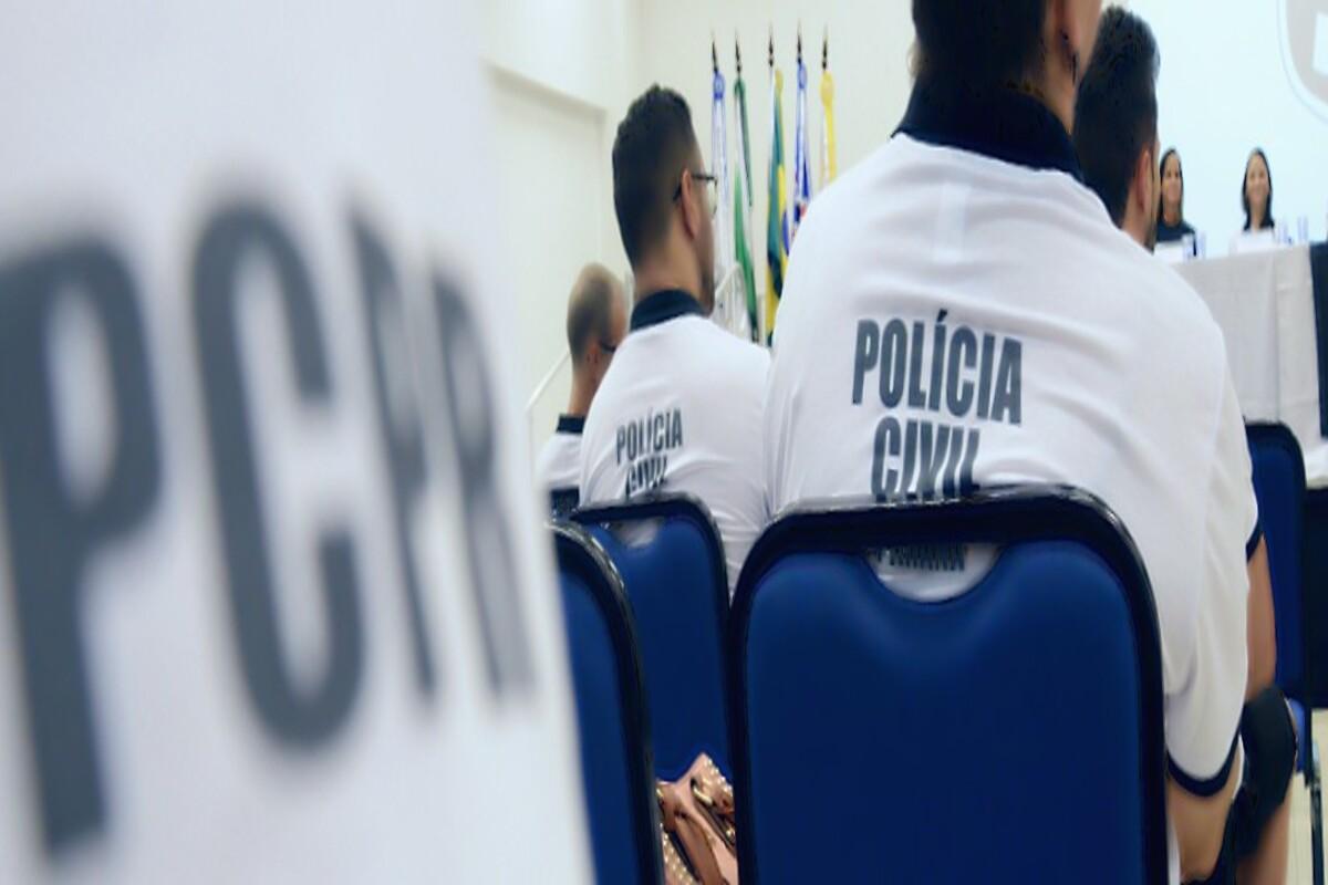 Bordalo apresenta projeto para cadastro reserva na policia civil