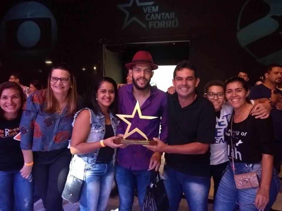 Decentes do Forró, de Santa Cruz do Capibaribe, vence o concurso 'Vem Cantar Forró'