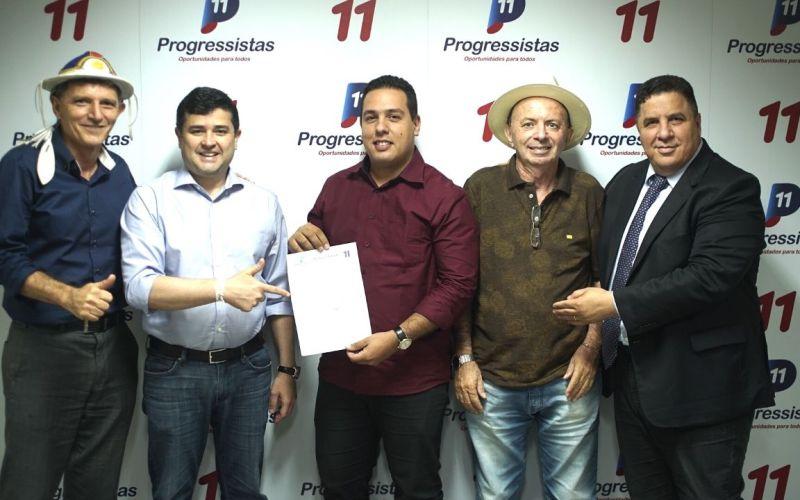 """""""Estamos preparando o lançamento"""", diz Eduardo da Fonte ao reafirmar pré-candidatura de Cleiton Barboza"""