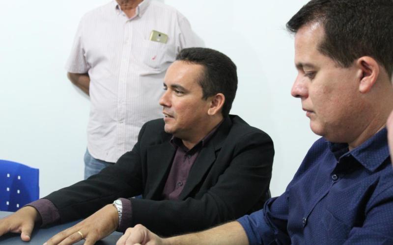 Flávio Dunda toma posse como secretário Extraordinário de Habitação em Santa Cruz do Capibaribe