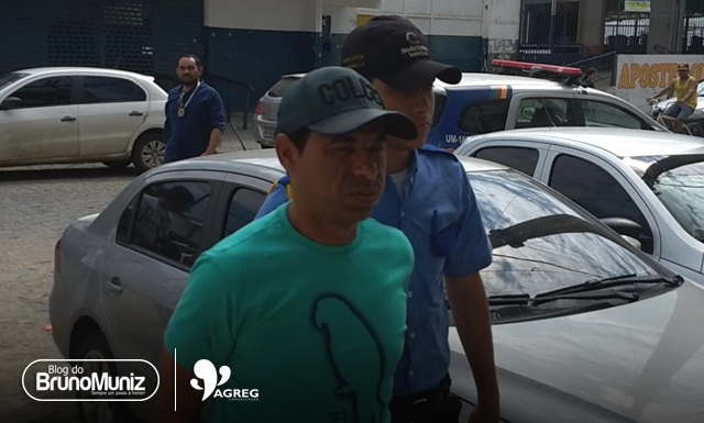 Indivíduo é detido após furtar mercadorias no Moda Center Santa Cruz