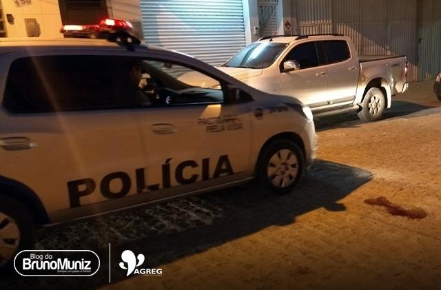 Assaltante é baleado em Santa Cruz do Capibaribe