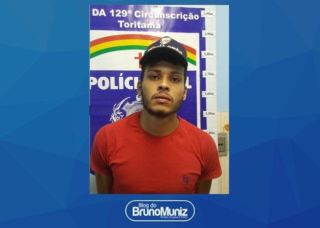 Jovem é detido com motocicleta roubada em Toritama