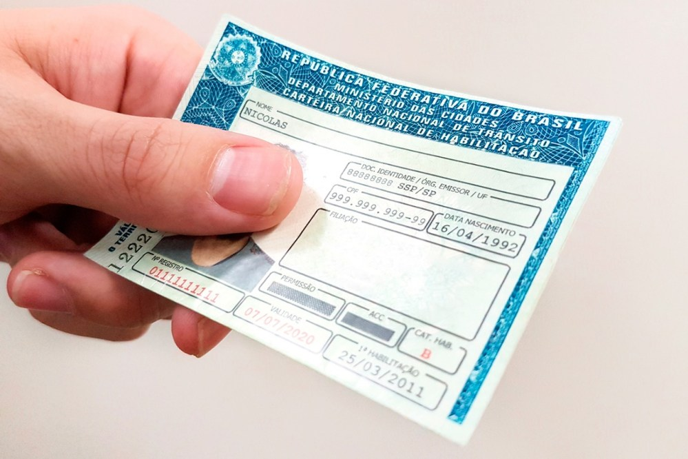 Indícios de fraude provocam mudança no processo de solicitação de 2ª via de carteira de motorista em PE