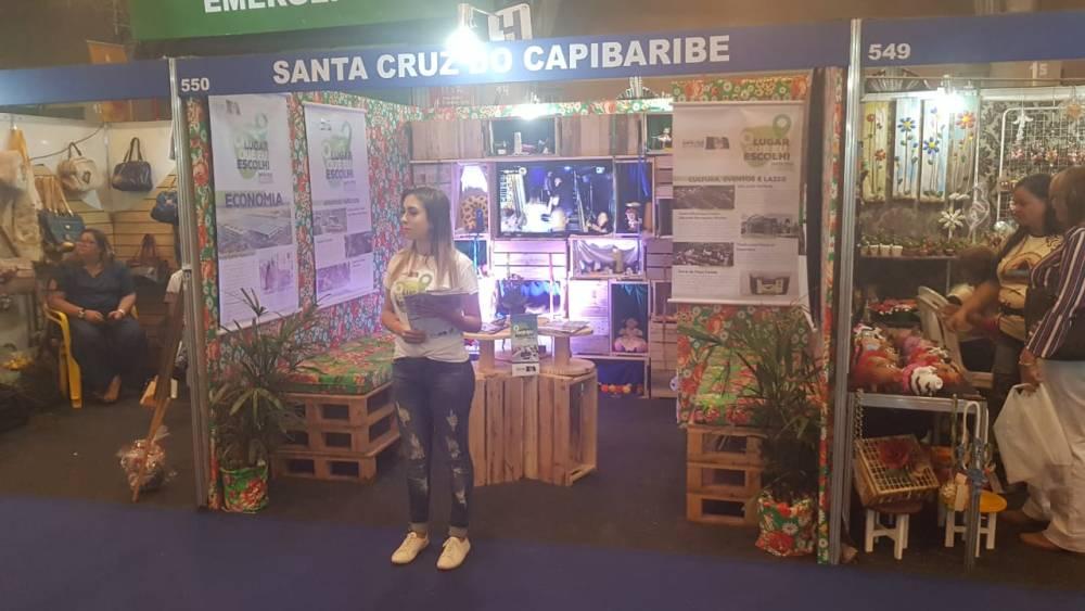 Mostrando seu potencial econômico e cultural, Santa Cruz do Capibaribe participa de mais uma edição do Fenearte