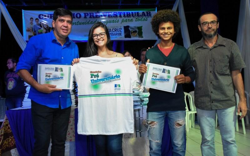 Matriculas abertas para cursinho pré-universitário 2018.2 em Santa Cruz do Capibaribe