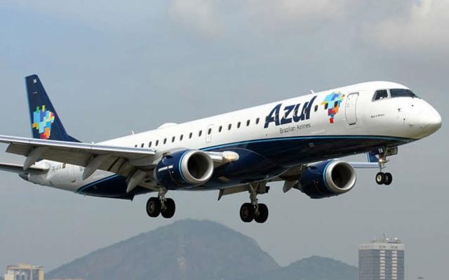 Azul realizará voo amanhã para Serra Talhada