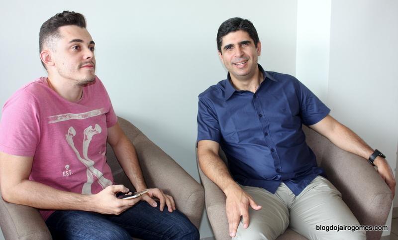 Delegado Lessa concede entrevista ao Blog e fala sobre pré-campanha