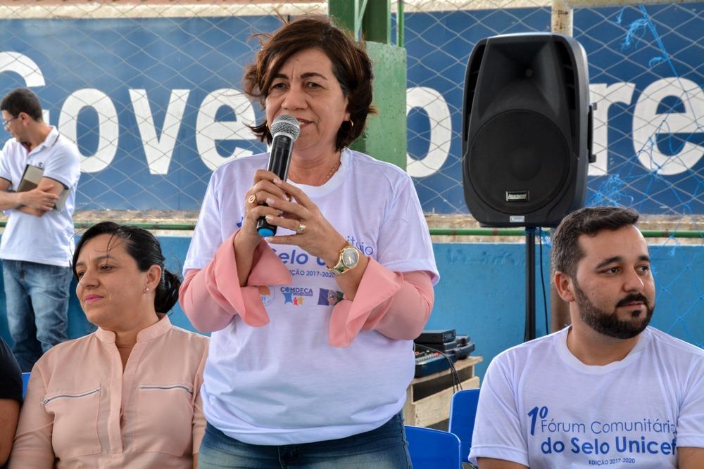 1º Fórum Comunitário do SELO UNICEF é realizado em Santa Cruz do Capibaribe