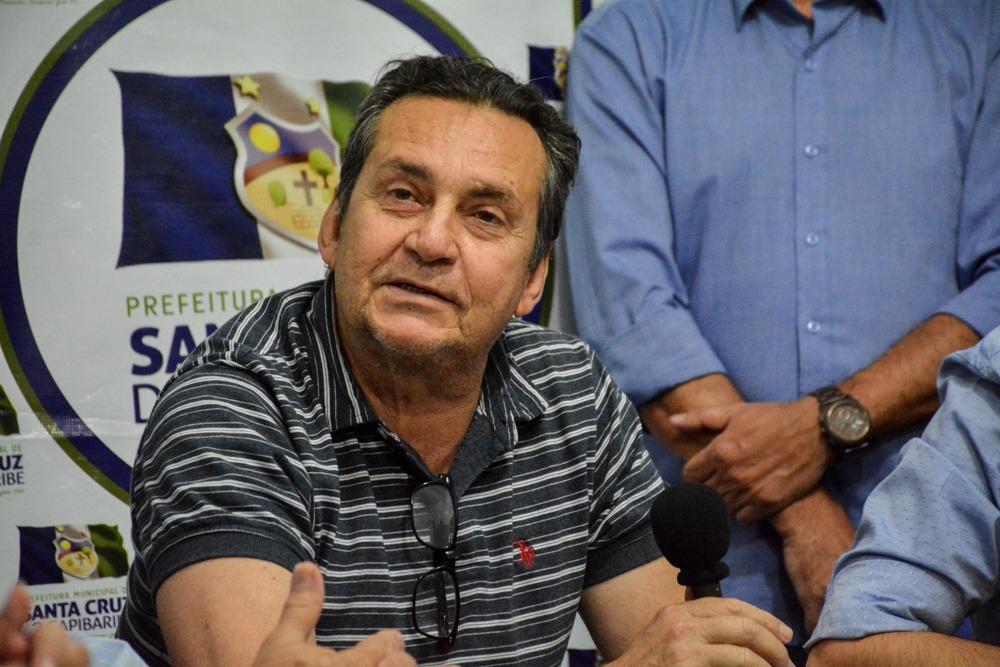 Ernando Silvestre é empossado como secretário de Governo em Santa Cruz do Capibaribe