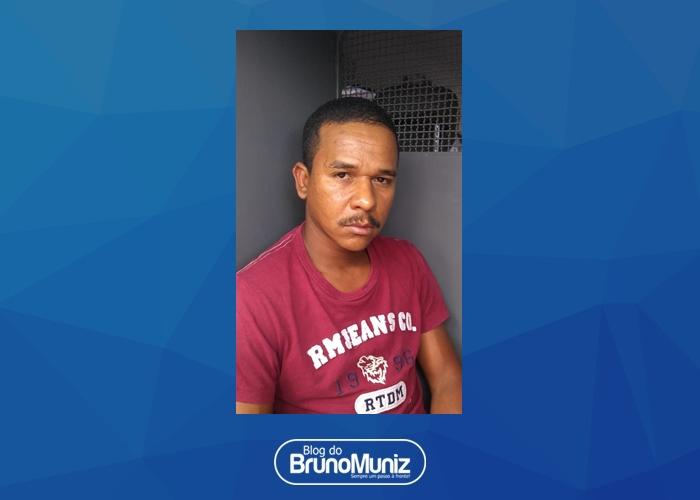 Traficante e chefe de organização criminosa com dois mandados de prisão em seu desfavor é preso