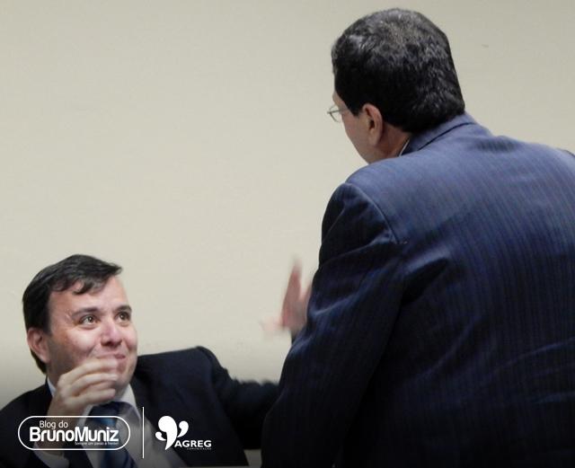 """""""Luciano Bezerra na vice, coloca o Polo de Confecções no centro da discussão política"""", diz Ernesto Maia"""