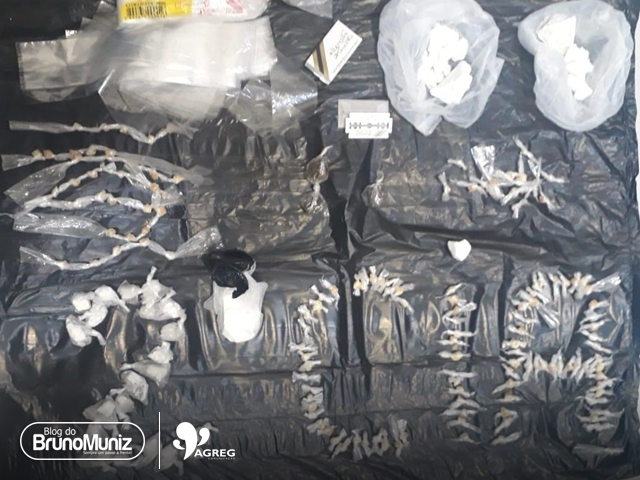 Menor é detido com pedras de crack e cocaína em Santa Cruz do Capibaribe