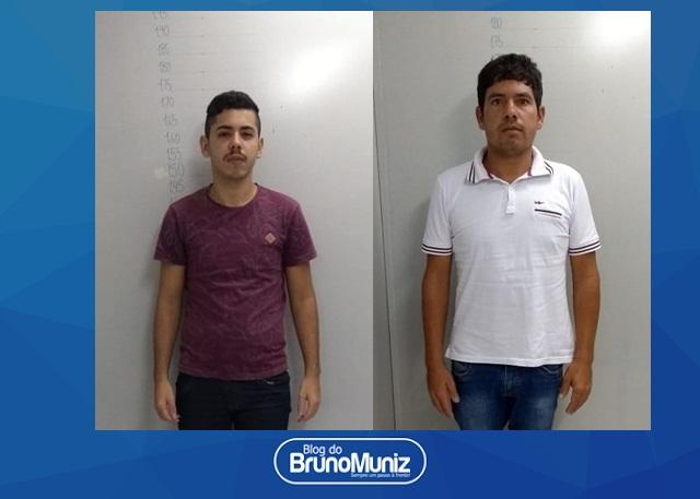 Dois mandados de prisão foram cumprido em Santa Cruz do Capibaribe