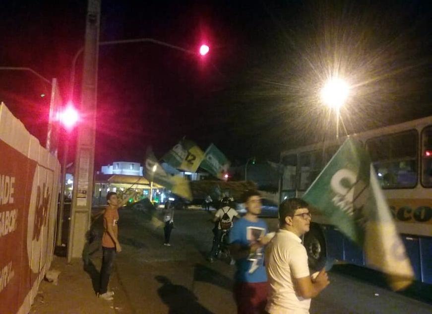 Apoiadores de Ciro Gomes realizam prévia de evento em Santa Cruz do Capibaribe