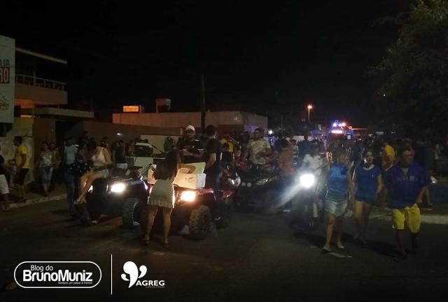 Alessandra Vieira e Diogo Moraes comemoram eleição com shows