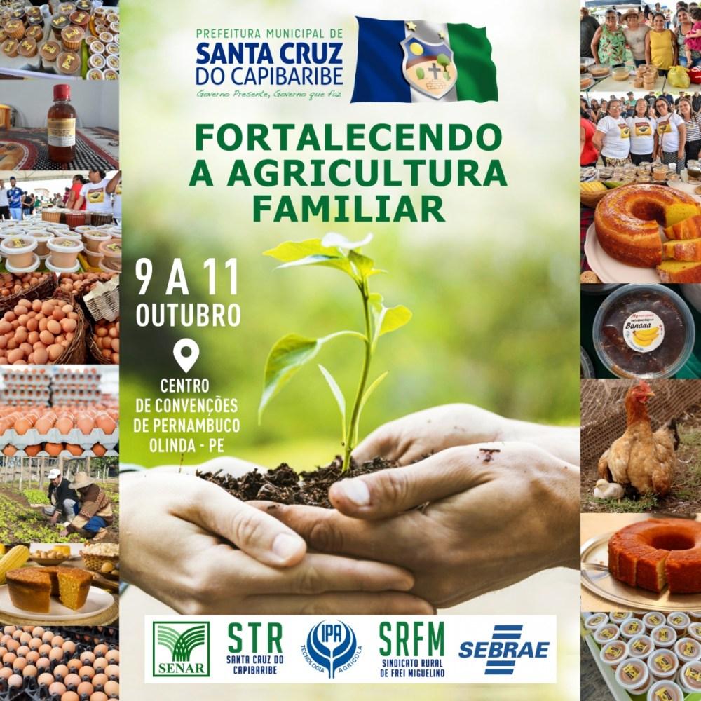 Santa Cruz do Capibaribe participa da 26ª Agrinordeste