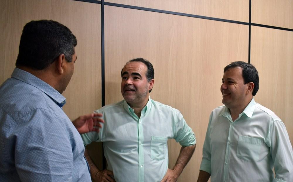 Júlio Lóssio e Luciano Bezerra cumprem agenda em Toritama, no Agreste