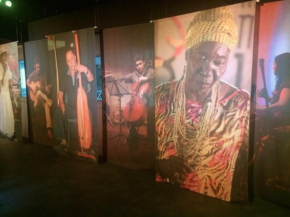 Exposição fotográfica celebra as dez edições da Mostra de Música Leão do Norte