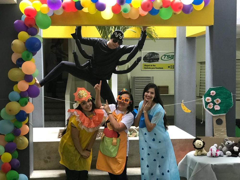 Escola Santo Antônio celebra Dia das Crianças