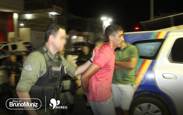 Jovem é detido por prática de assalto em Santa Cruz do Capibaribe