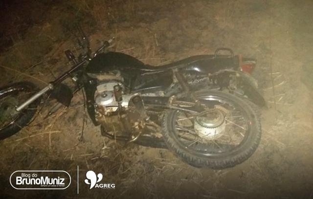 Jovem motociclista colide em veículo, não resiste a ferimentos e morre em unidade hospitalar na cidade de Toritama