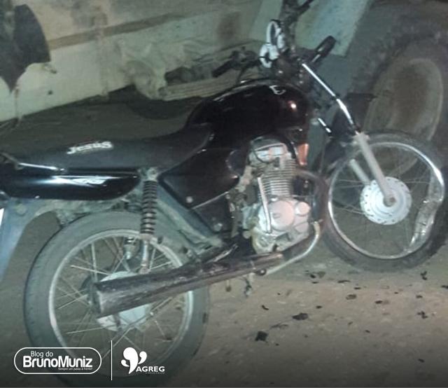 Acidente é registrado na zona rural de Taquaritinga do Norte
