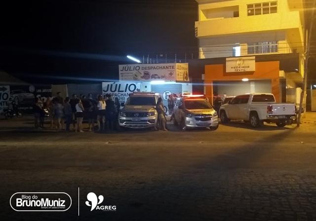 Homem é encontrado morto vítima de bala perdida em Santa Cruz do Capibaribe