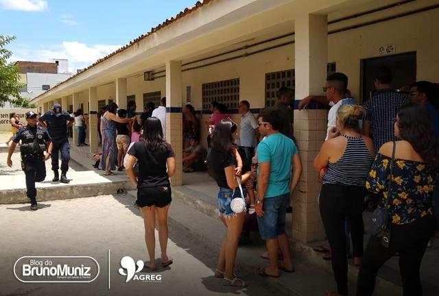 Eleições 2018 – Votação em Santa Cruz do Capibaribe transcorre normalmente