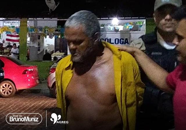 Homem é preso após cortar orelhas de cachorro em São Domingos