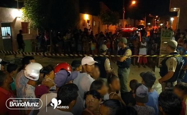 Homicídio é registrado em São Domingos, distrito de Brejo da Madre de Deus