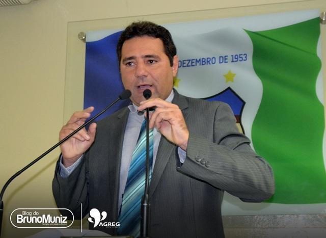 Júnior Gomes endurece o discurso contra o Governo Municipal
