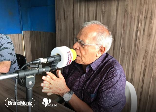 """""""Eu conquisto o povo"""", diz Fernando Aragão apontando que atrair José Augusto para o seu projeto em 2020 não é prioridade"""