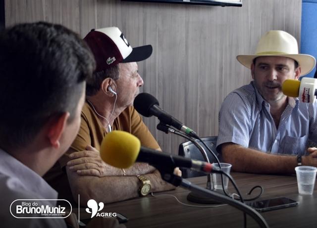 """""""Hilário não unificou grupo nenhum"""", dispara Josevaldo Lopes em entrevista ao Cidade em Foco"""