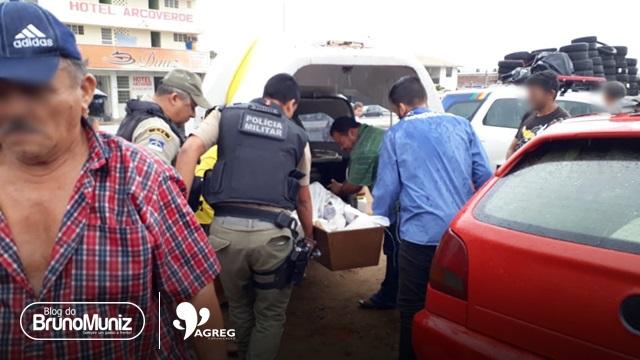 Após passar mal, homem morre na conhecida Feira do Troca em Santa Cruz do Capibaribe